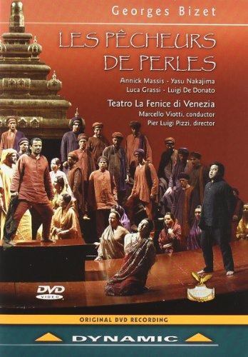 Los Pescadores De Perlas - Bizet - DVD