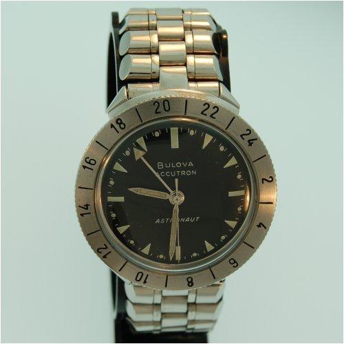 Vintage/Antique watch: Bulova Accutron Astronaut