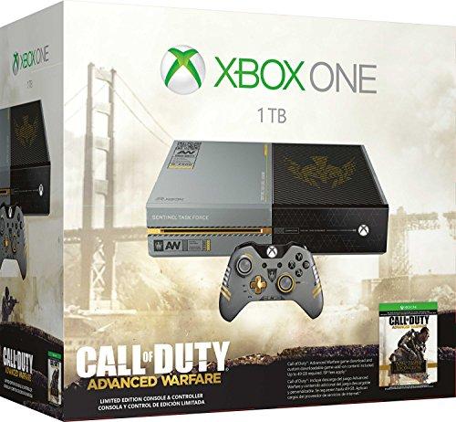 Xbox One Konsole (1TB Speicher) inkl. Call of Duty Advanced Warfare (DLC)