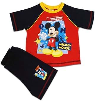 Mickey Mouse pyjama   Mickey Ensemble de Pyjama   3 - 4 ans