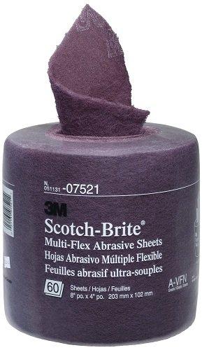 3m-7521-scotch-brite-rouleau-de-feuilles-abrasives-ultra-souples-marron