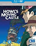 Howls Moving Castle (Blu-ray/DVD Combo)