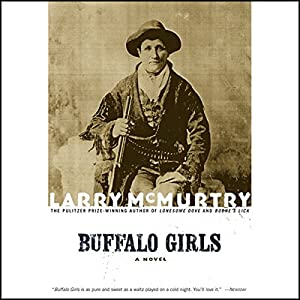 Buffalo Girls Audiobook