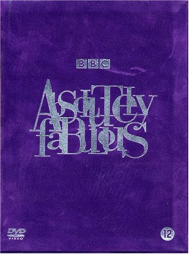 ABSOLUTELY FABULOUS - complete series 1 to 5