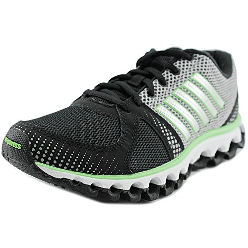 K-SWISS Men's X-160 CMF Cross Training Shoes (10 D(M) US, Black/Neutral Gray/Flash Green Mesh)