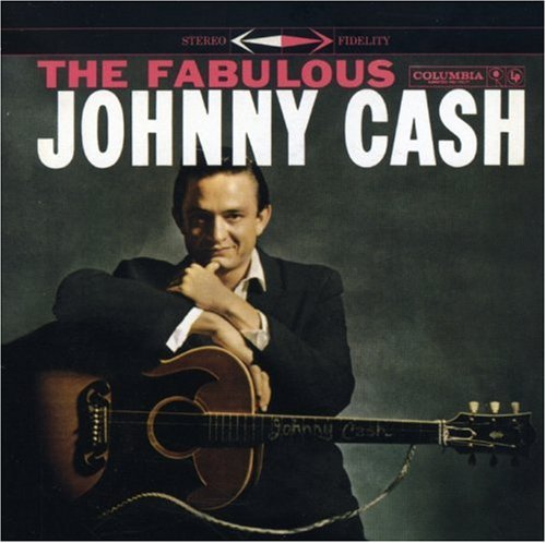 The Fabulous Johnny Cash artwork