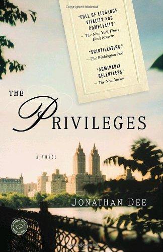 The Privileges: A Novel (Random House Reader's Circle)