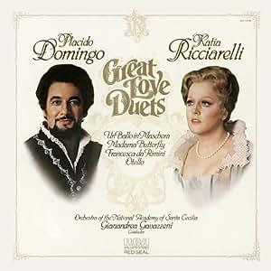 Placido Domingo: Great Love Duets