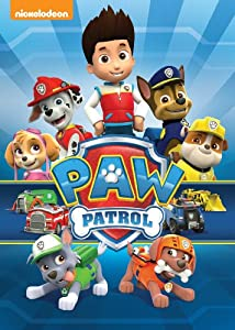 Paw Patrol by Nickelodeon