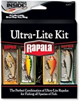 Rapala Ultra Lite Lure Kit from Rapala