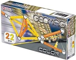 geomag kids color 22 pieces - Geomag Color 64 Pieces