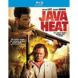 Java Heat [Blu-ray]