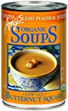 Amy's Organic Butternut Squash Soup, 14.1-Ounces - Pack of 2