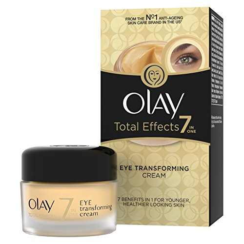 Olay Total Effects Eye 7-in-1 Anti-Ageing Eye Transforming Cream 15 ml (Packaging Varies)