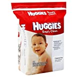 Huggies Wipes, Fragrance Free 216 wipes
