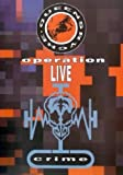 NEW Operation Live Crime (DVD)