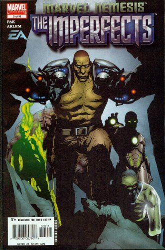 Marvel Nemesis: The Imperfects #5 of 6 (Comic Book) (Marvel Nemesis The Imperfects compare prices)