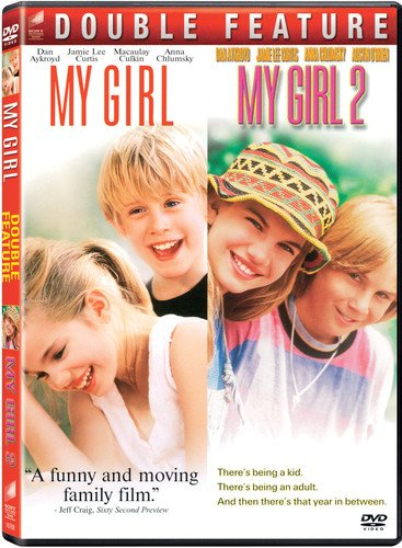 DVD : My Girl 1&2: Slumber Party Pack (Toy, Gift Set, 2 Disc)