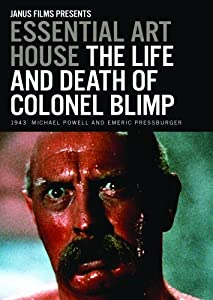 Cover of &quot;Life &amp; Death of Colonel Blimp (...