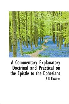 luke 4 21 30 commentary on ephesians