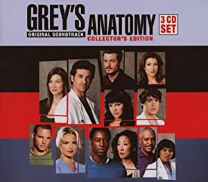 Grey'S Anatomy /Vol.1 (Bof) - Grey'S Anatomy /Vol.2 (Bof) - Grey'S Anatomy /Vol.3 (Bof)