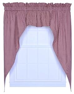 home kitchen home d cor window treatments draperies curtains. Black Bedroom Furniture Sets. Home Design Ideas