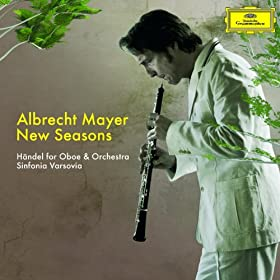 New Seasons - H�ndel f�r Oboe und Orchester