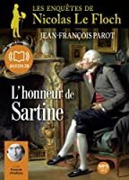 L'Honneur de Sartine: Livre audio 2 CD MP3 - 555 Mo + 555 Mo