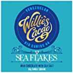 Willie's Cacao Sea Flake Milk Chocola...