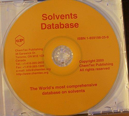 solvents-database