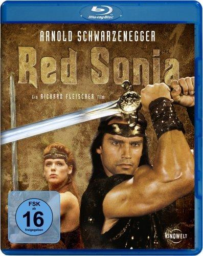 Рыжая Соня / Red Sonja (1985) BDRip от HQ-ViDEO