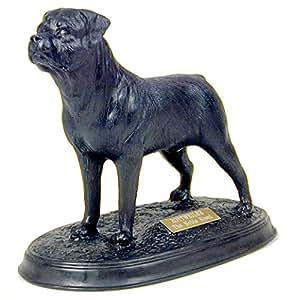 rottweiler statue dog statue new. Black Bedroom Furniture Sets. Home Design Ideas