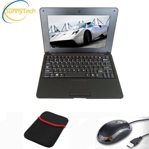 LAPTOP NETBOOK Android 4.2 écran 10″ pouces, CPU 1.5 Ghz DUAL CORE, HDD 8 Go, RAM 1 Go, HDMI, WIFI
