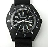 Military Watches MARATHON WW194001 Swiss Made Military Issue Milspec Navigator Quartz Pilot's Watch with Tritium