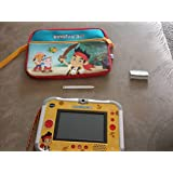 Vtech Jake And The Neverland Pirates Inno Tab Innotab 3S Learning Tablet Bundle WiFi Storage Case Wr