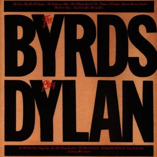 The Byrds Play Dylan artwork