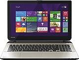 Toshiba Satellite L50D-B-13W 39,6 cm (15,6 Zoll) Notebook (AMD A8 6410, 2,7GHz, 8GB RAM, 1TB HDD, Radeon R5 M230, DVD, Win 8) silber