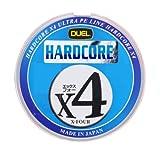 デュエル(DUEL) ライン HARDCORE X4 200m 1.5号