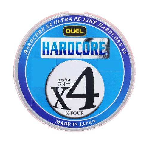 Duel (DUEL) line HARDCORE X4 200 m 2.0 Edition