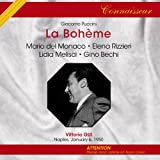 Giacomo/Vittorio Gui Puccini La Boheme (2CD)