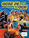 GCSE PE for OCR: Teacher's Resource File (0435506307) by Galligan, Frank