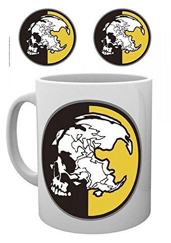 Metal Gear - Solid V, Skull Tazza Da Caffè Mug (9 x 8cm)