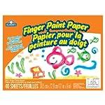 Elmer's 62071 Finger Paint Paper, 30....