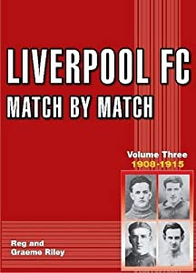 Liverpool FC Match by Match from Tony Brown