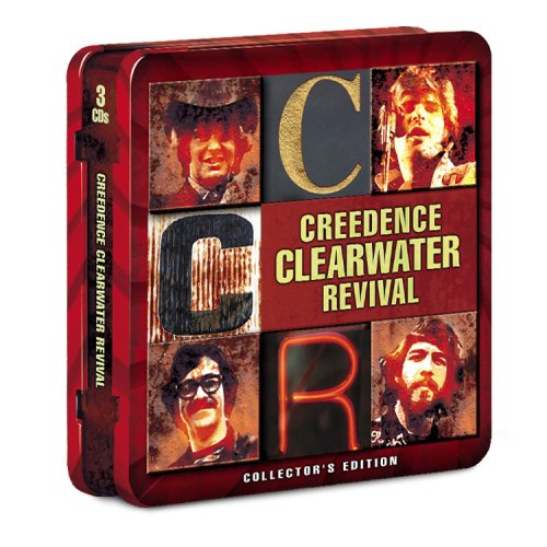 Creedence Clearwater Revival - FOREVER (DISC 1 - Zortam Music