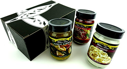 Walden Farms Calorie Free Pasta Sauces 3-Flavor