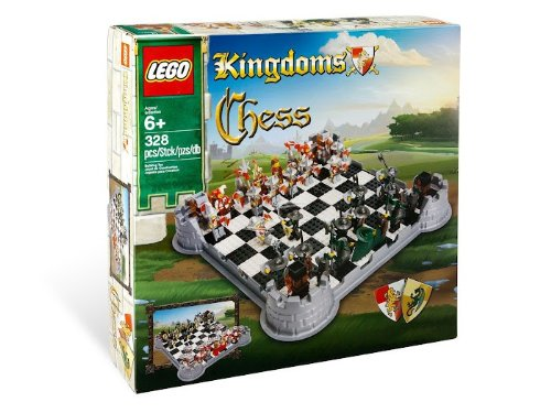 Lego Kingdoms Games photo