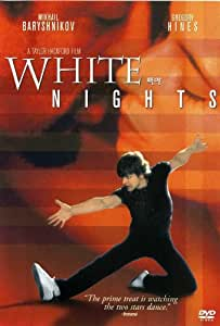 amazoncom white nights movie poster 27 x 40 inches