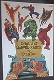 Origins of Marvel Comics (0671218638) by Stan Lee