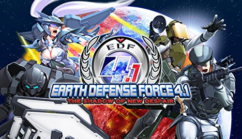 EARTH DEFENSE FORCE 4.1 The Shadow of New Despair(地球防衛軍4.1 )  [オンラインコード]